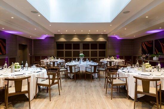 Forum C Meeting Room - Banquet Setup