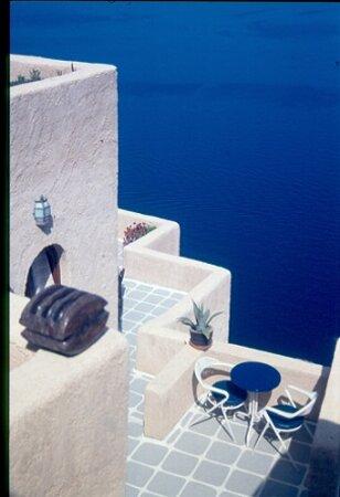 Da una vecchia diapo... Santorini Grecia