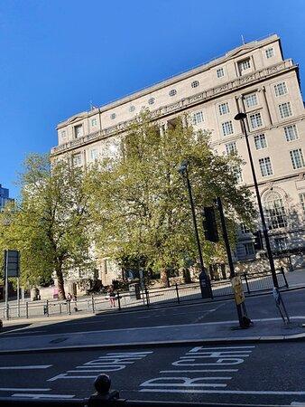 The Adelphi Hotel along Renshaw Street.
