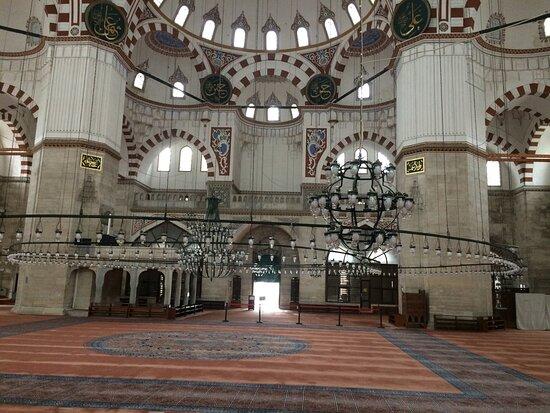 Istanbul, Turkije: Şehzade Camisi