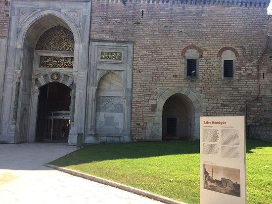 Istanbul, Turkije: Topkapı Sarayı