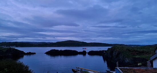 Easdale Island, UK: The worlds most peaceful place