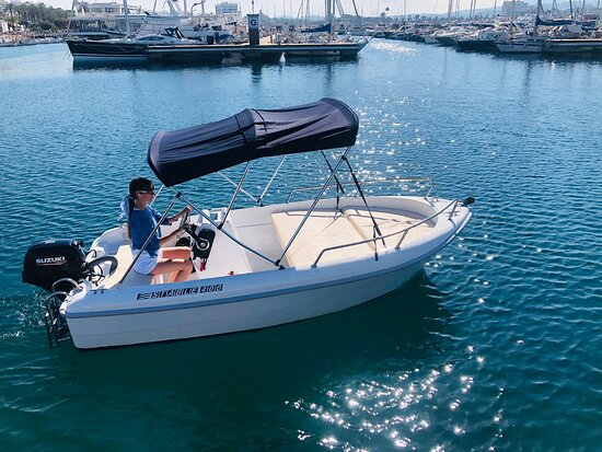 Blue Boats Ibiza