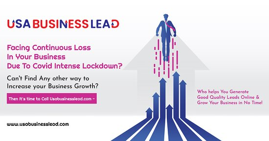 New York City, NY: Then It's time to Call Usabusinesslead.com - who helps you generate good quality leads online & Grow Your Business in No Time!  We increase your customer potential & Increase your Sales online! Up to 80% Discount! Call to Discuss Immediately! Hurry Up! Limited Period Off!  Visit : https://www.usabusinesslead.com  #BusinessLeads, #BusinessLeadsinUSA, #GetBusinessLeads, #BusinessLeadsOnline, #BuyBusinessLeads, #BuyBusinessLeadsinUSA, #BuyBusinessLeadsOnline