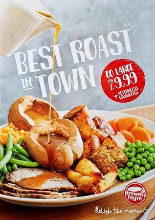 Best roast in town
