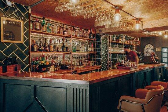 Tom Thumb Cocktail Bar