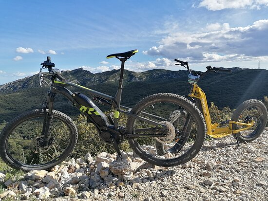 E-bicyclette