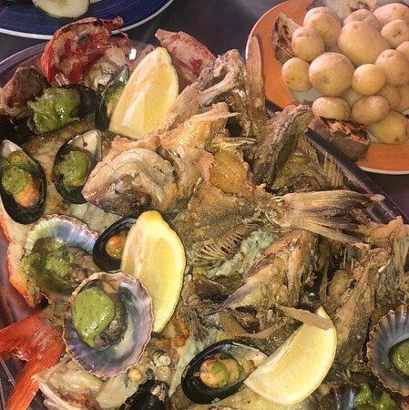 Restaurante El Veril - La Graciosa 🧚♂️
