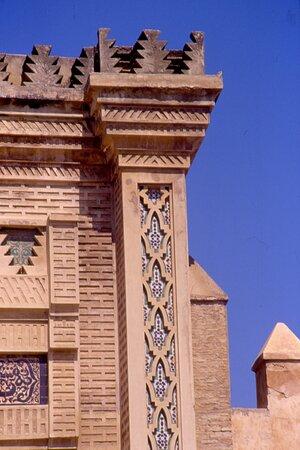 Meknes architetture