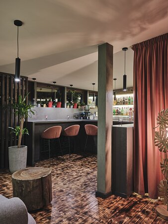 Тайный бар