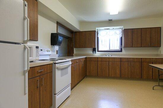Fort Yates, ND: Kitchen