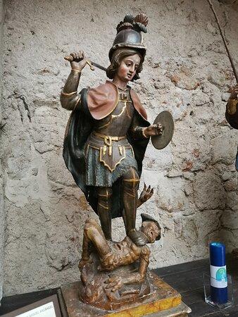 El Arcángel San Miguel