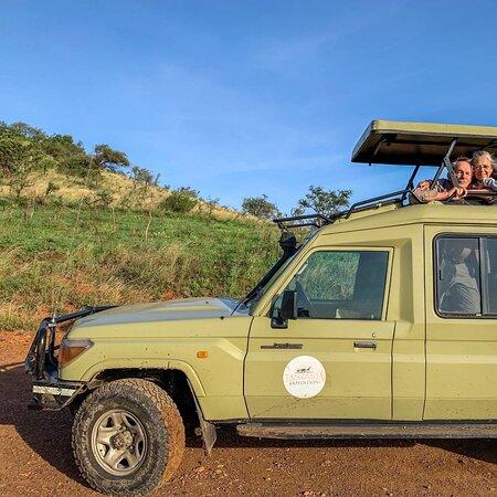 May 2021 Tanzania safari.