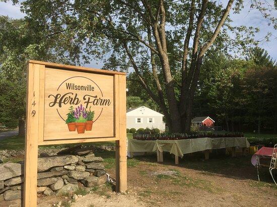 Wilsonville Herb Farm