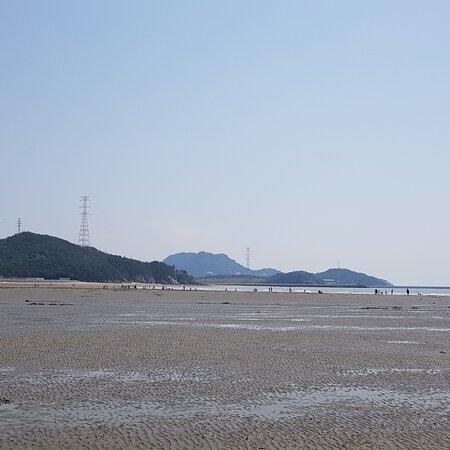Gochang Gusipo Beach