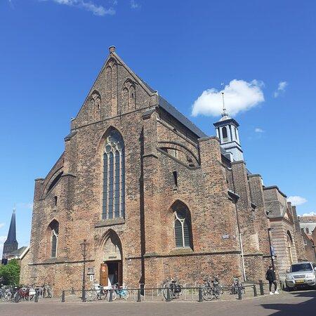 Broederenkerk, nu bibliotheek