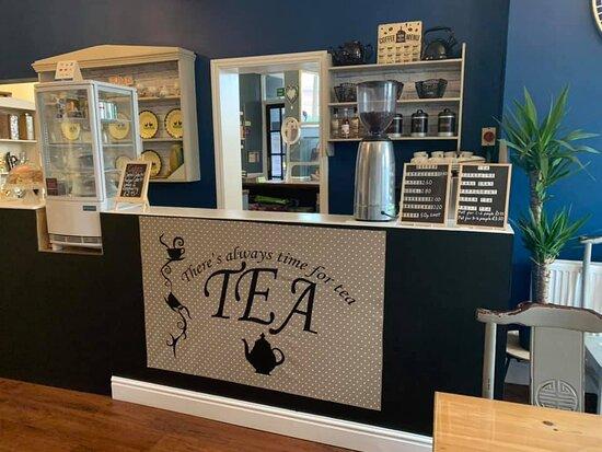 Swinton, UK: Kettle Tea Rooms