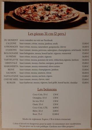Bretteville-l'Orgueilleuse, France: Master Pizza vous propose toute l'année...