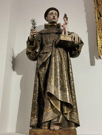 San Antonio de Padua.