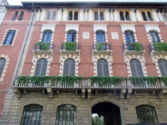 Casa Via Archimede 4