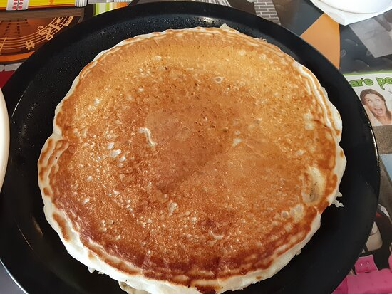 big and fluffy pancakes