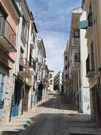 Calle de Balborraz.
