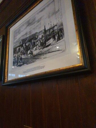 The Captain Alexander Pub along James Street.