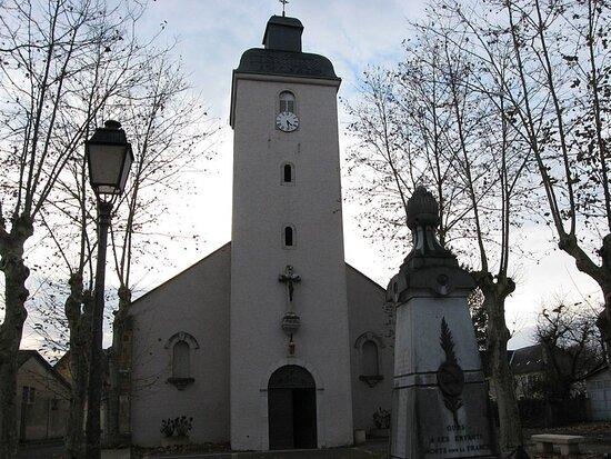 Eglise Saint Martin De Gurs