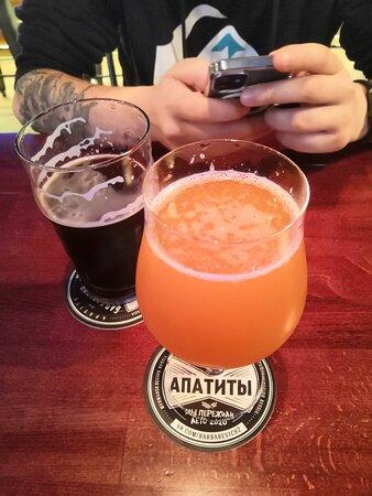 хороший выбор пива