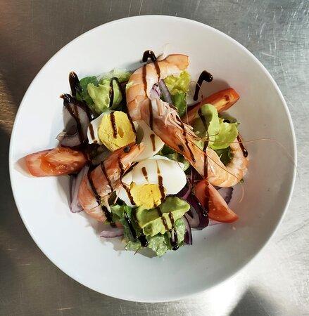 Salade d'été (Entrée Menu 26€)