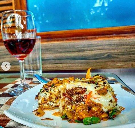 Indulge Lasagnia alla parmigina at Spicy Bella   #CalanguteBeach #BestRestaurantInCalangute #BestRestaurantInBaga #NightLifeInCalangute #BagaBeach #Candolim #HotelInCalangute #BestItalianFoodInCalangute #SeafoodRestaurantInCalangute #ItalianFoodInCalangute #ThaiFoodInCalangute #CatringInCalangute #WeddingVenueIncalangute #CookingClassesInCalangute #FortAguada #HyyatInCandolim #RaddisonInCandolim #LeMeridienInCalangute #TajVillageInSinquerim