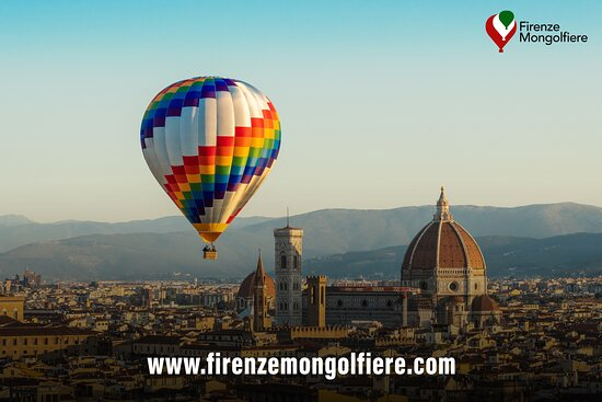 Firenze Mongolfiere - Hot Air Balloon Flights