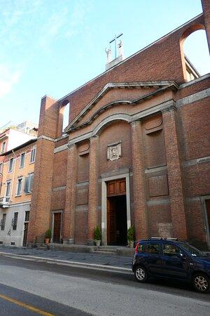 Milan, Chiesa del Sacro Volto