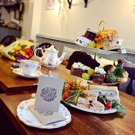 Afternoon Tea (Mothers Day)