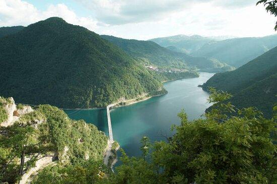Scepan Polje, Montenegro: Jeep Safari