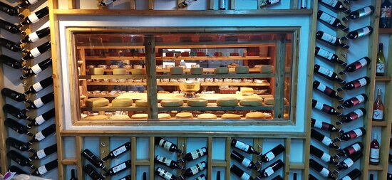 Cheese tasting included in all wine tours!