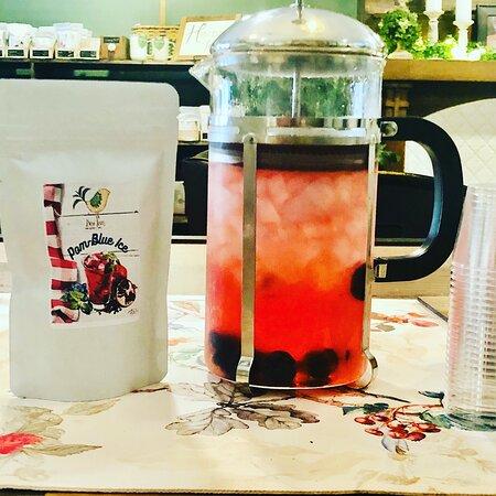 Mannington, Virgínia Ocidental: Tea and treats at BerTeas