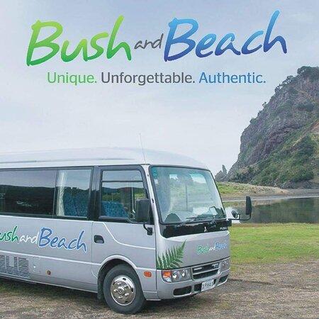 Bush and Beach