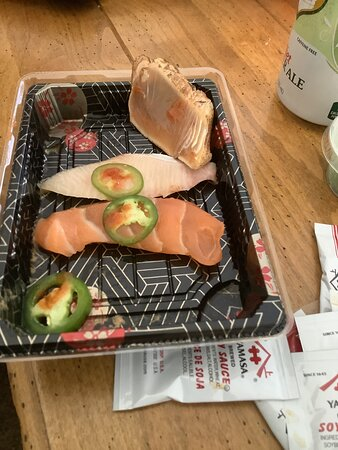 Old sushi