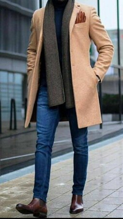 Winter Coat Made by  Nordic Bespoke