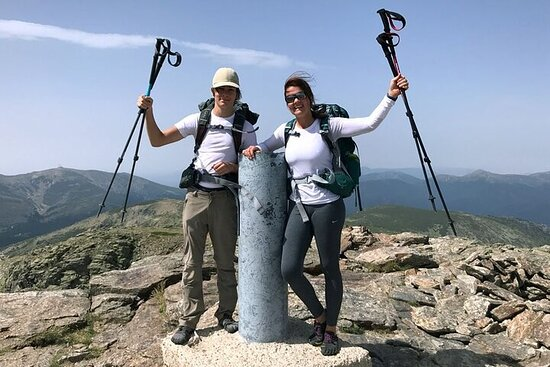 Hiking in Madrid National Park