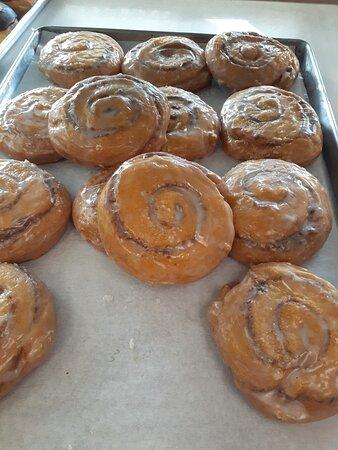 Cinnamon Twirls/Buns one of my Favorites!