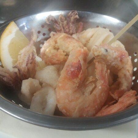 pranzo di pesce