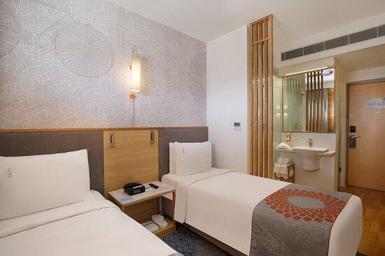 Holiday Inn Express Bengaluru Whitefield ITPL_Twin Rooom