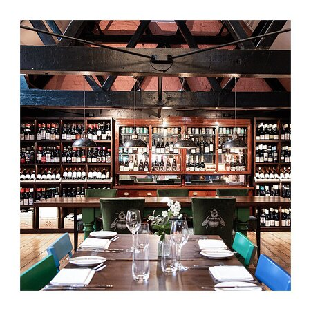 The Wine Room - Small Plates and Amazing Wine at Great Value
