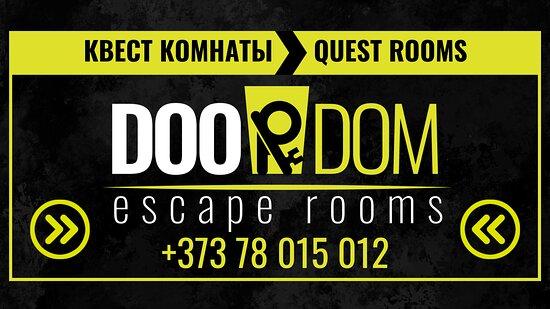 DoorDom Escape Room Moldova
