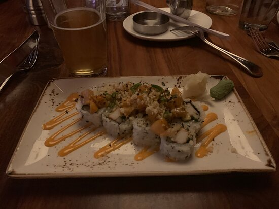 King Kong Roll (spicy)!