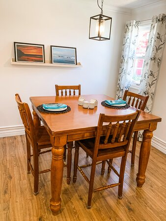 Fisherman Place Dining Room