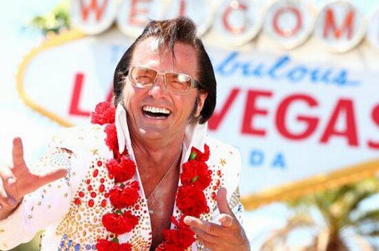 Eddie Powers - The Best Elvis in Vegas