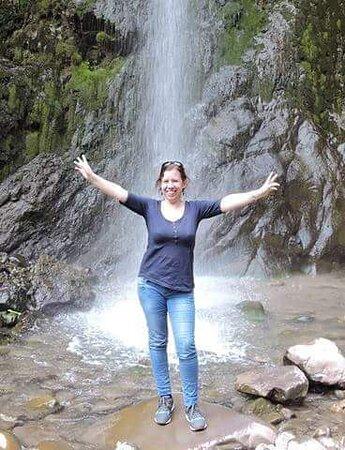 Matucana, Peru: Catarata de Anta kayllo